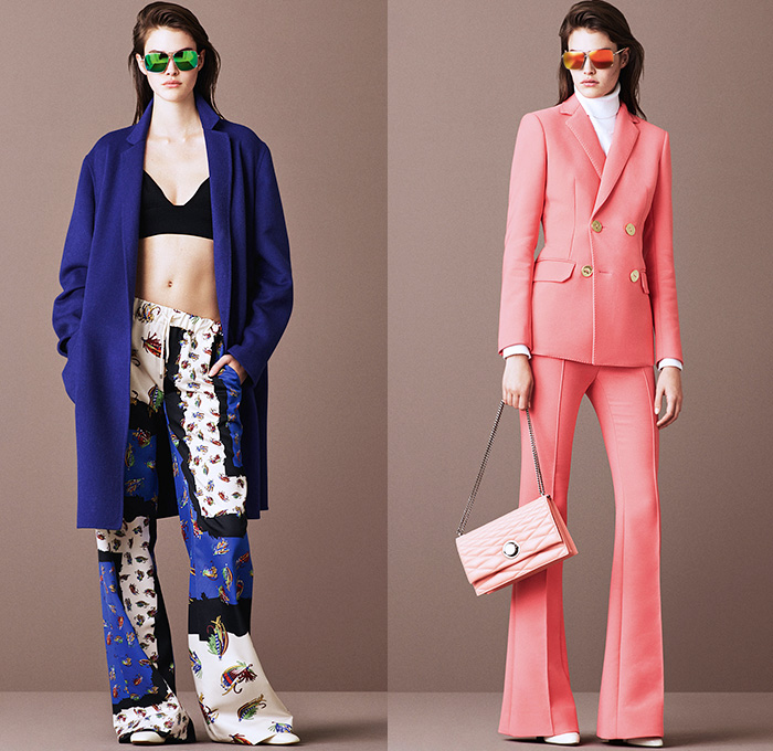 Pantsuit Riot: 2016 Resort Womens Fashion Trends