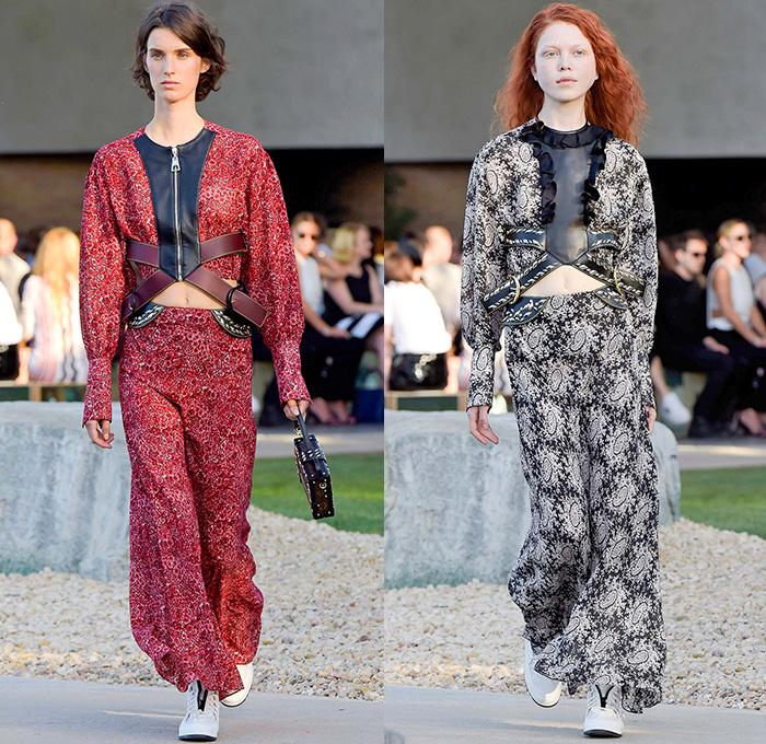 Louis Vuitton 2016 Resort Cruise Womens Runway Looks
