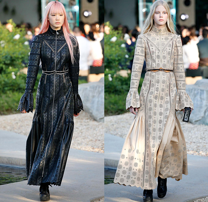 Louis Vuitton 2016 Resort Cruise Womens Runway Looks