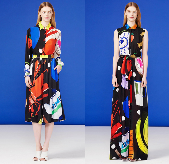Novis Nyc 2016 Resort Cruise Womens Looks Presentation