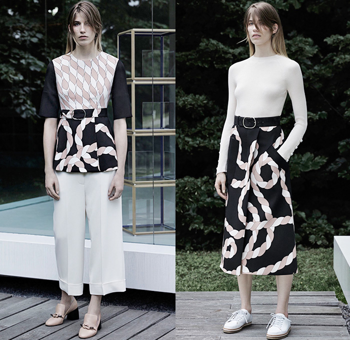 Sportmax 2016 Resort Cruise Womens Looks Presentation