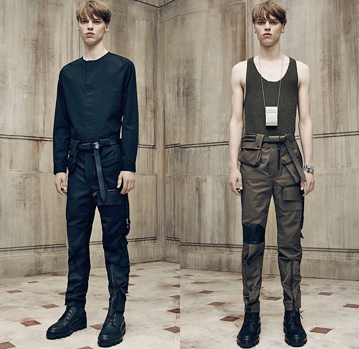 9090752b2e69f Balenciaga 2016 Spring Summer Mens Looks Presentation | Denim Jeans ...