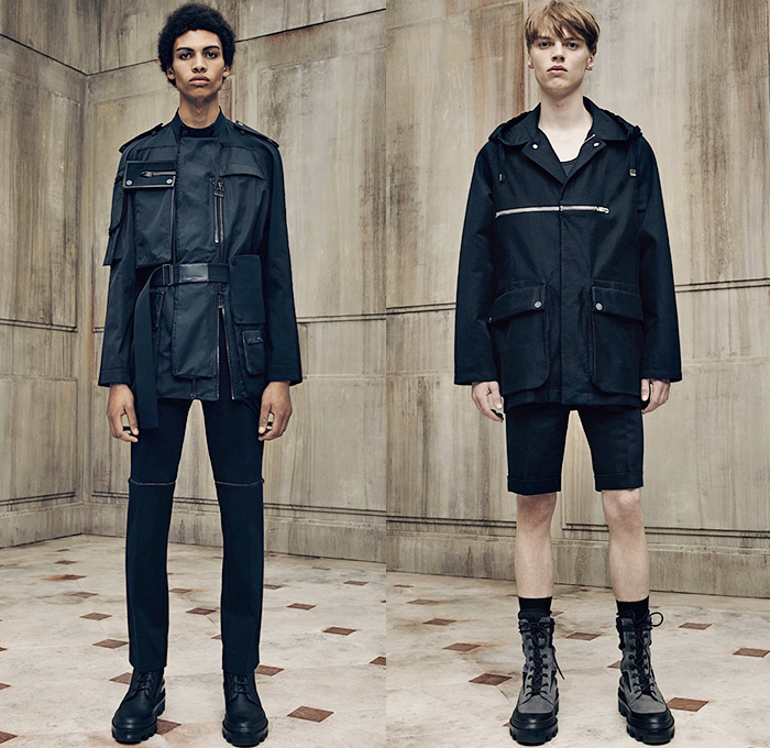 Balenciaga 2016 Spring Summer Mens Looks Presentation