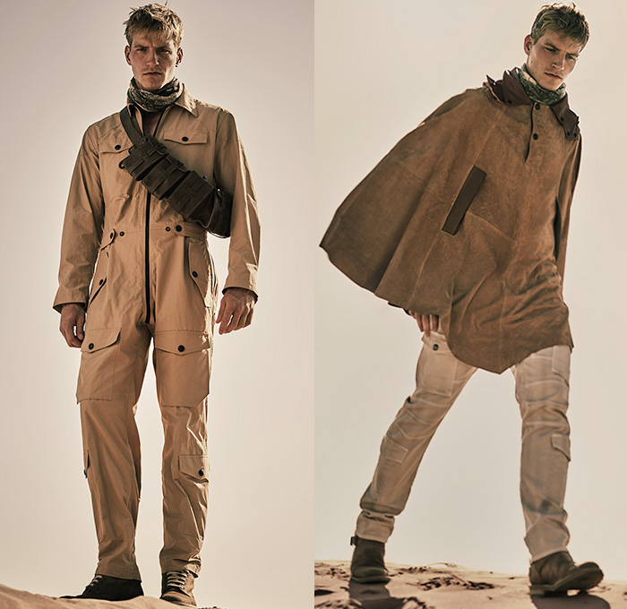Belstaff London Fashion Week Men