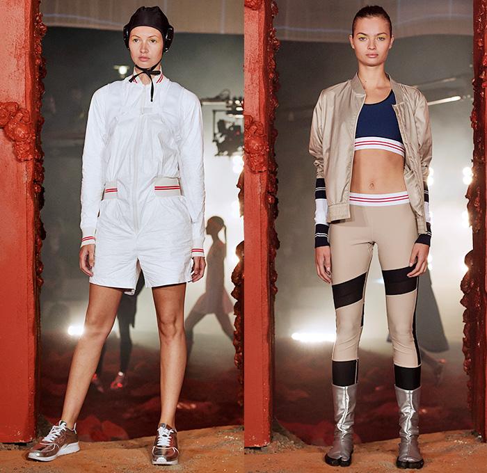 d5aad2e8f0ee Björn Borg 2016 Spring Summer Womens Runway Catwalk Looks - Fashion Week  Stockholm Sweden - Training