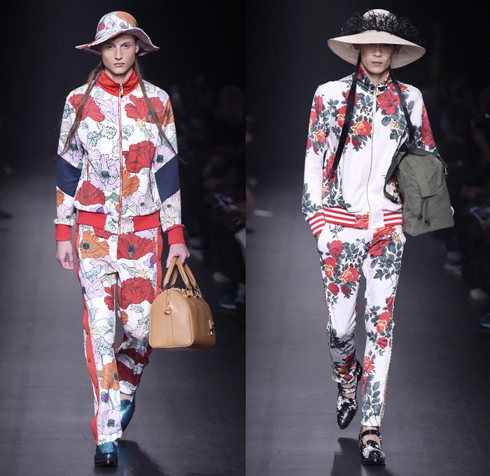 Dresscamp 2016 Spring Summer Mens Runway Looks Denim Jeans Fashion Week Runway Catwalks