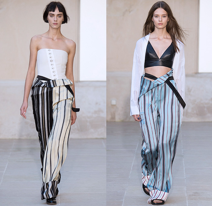 Each X Other 2016 Spring Summer Womens Runway Looks