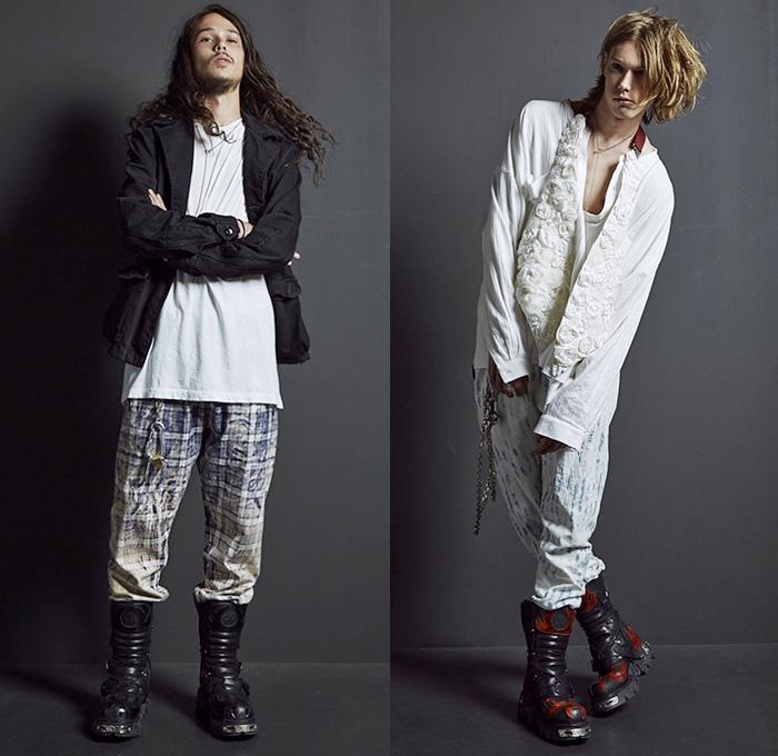 b84a7076468c35 Faith Connexion 2016 Spring Summer Mens Lookbook Presentation - Mode à Paris  Fashion Week Mode Masculine