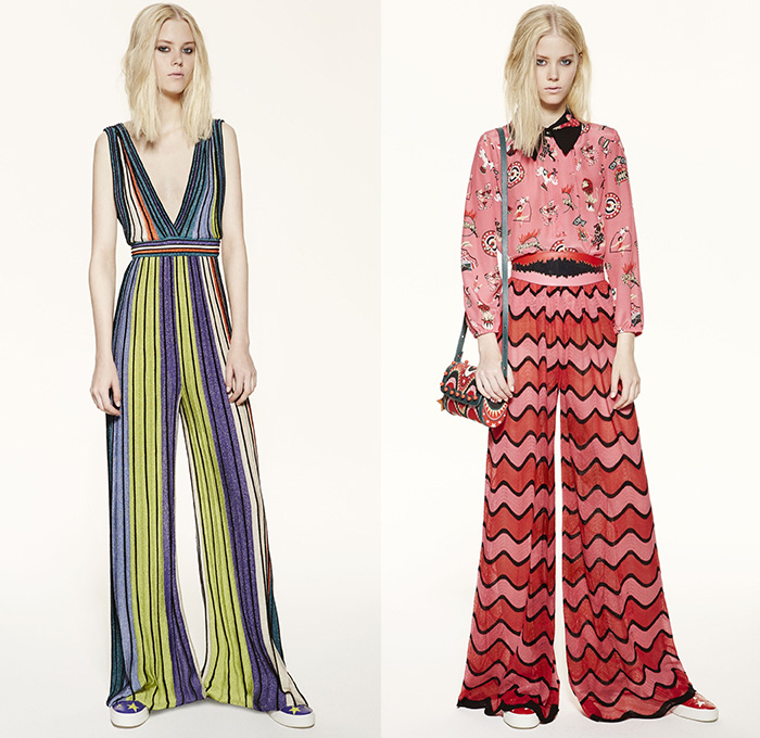 low priced e0d8a 5740a M Missoni 2016 Spring Summer Womens Looks Presentation ...