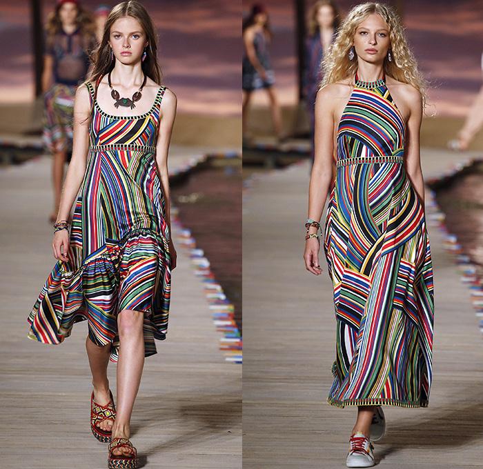 tommy hilfiger 2016 spring summer womens runway looks