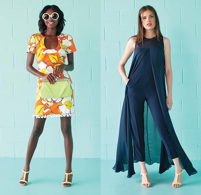 Trina Turk 2016 Spring Summer Womens Looks Presentation