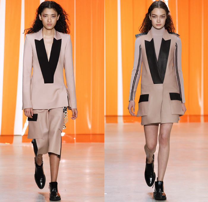 Dion Lee 2017 2018 Fall Autumn Winter Womens Runway