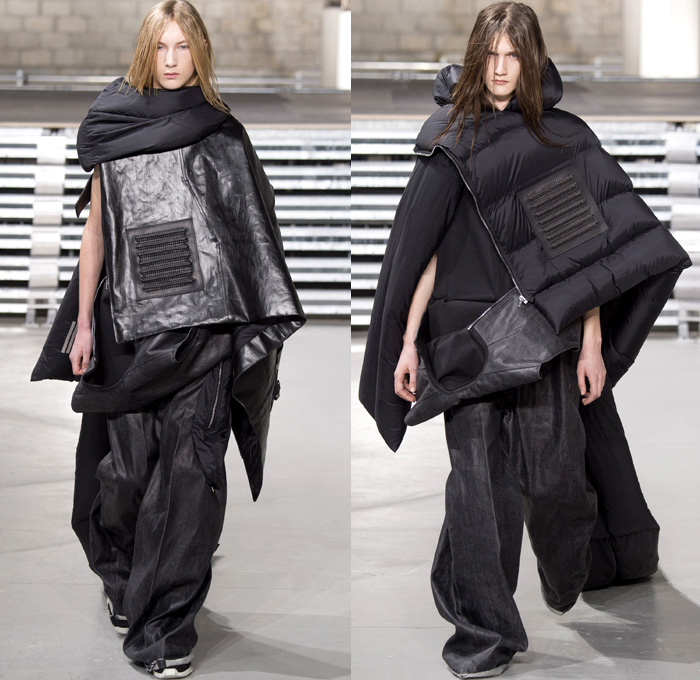 Rick owens fashion show 2018 53