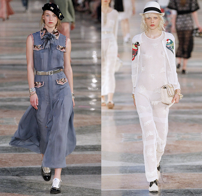 Chanel 2017 Resort Cruise Pre-Spring Womens Runway Catwalk Looks Collection  Karl Lagerfeld - Havana 08ce7dd1dc