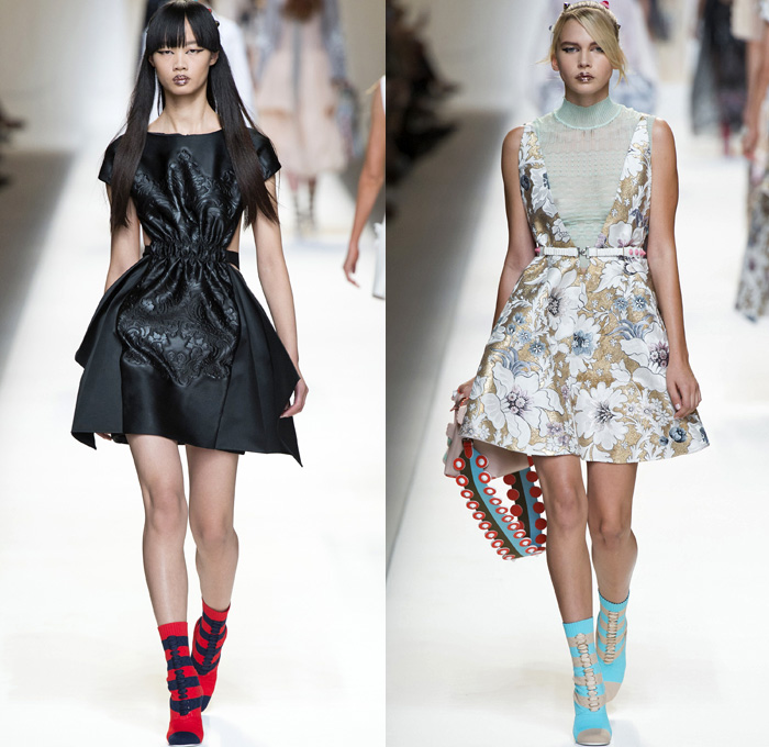 Fendi Dresses 2017 – fashion dresses