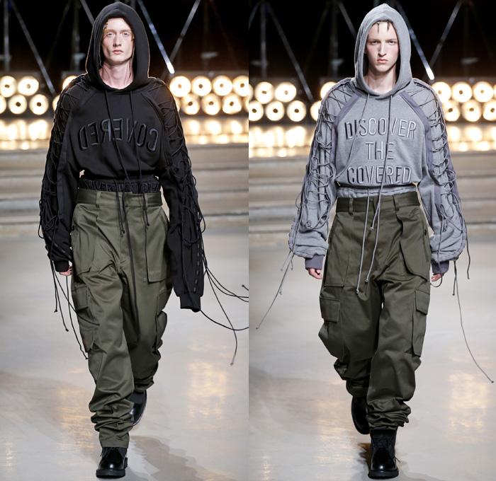 Juun.J 2017 Spring Summer Mens Runway Catwalk Looks - Mode à Paris Fashion  Week