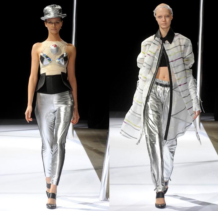 Tokyo Fashion Week Spring