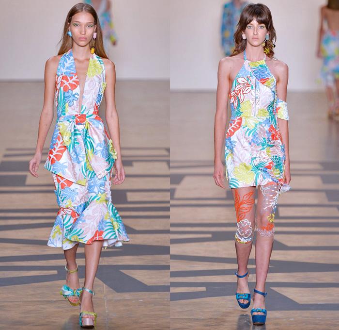 Summer halter maxi dress 2017