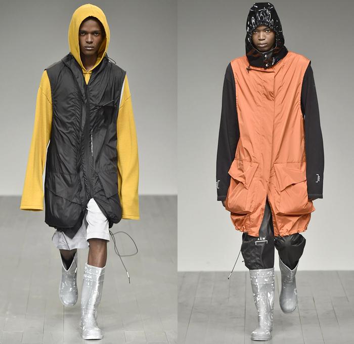Mens High Street Fashion Autumn