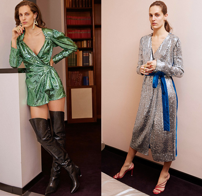 Attico 2018 2019 Fall Autumn Winter Womens Lookbook