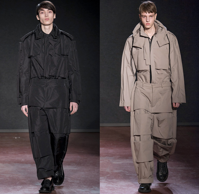 Craig Green 2018 2019 Fall Autumn Winter Mens Runway