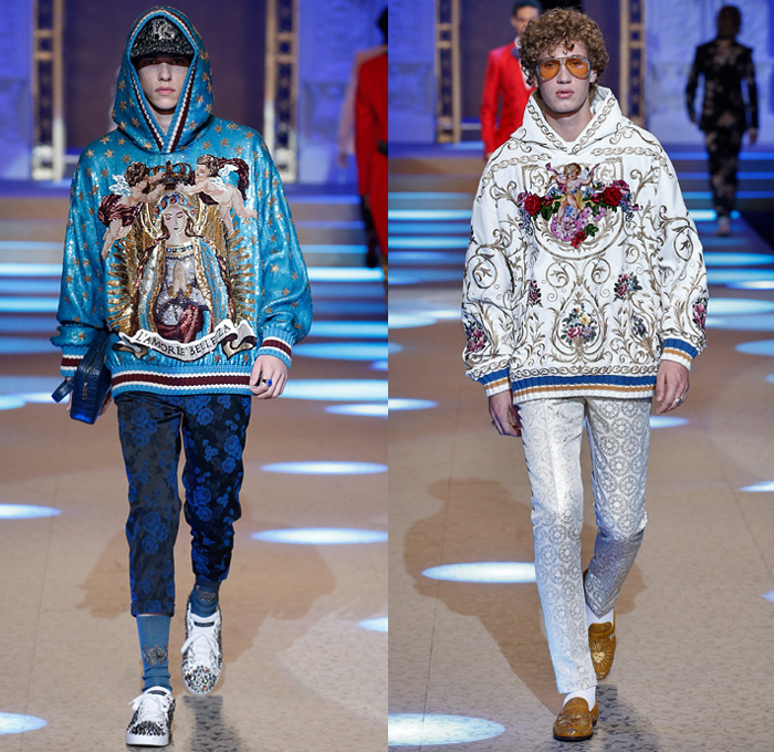 Dolce Amp Gabbana 2018 2019 Fall Autumn Winter Mens Runway