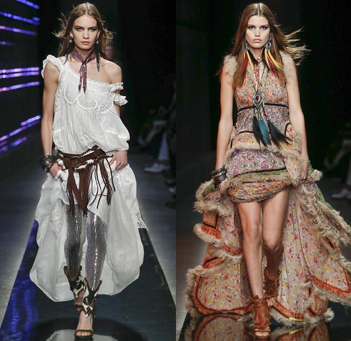 Fashion Dresses 2019: Dsquared2 2018-2019 Fall Autumn Winter Womens Runway