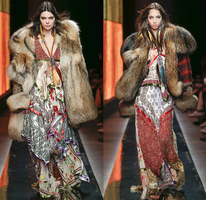 Dsquared2 2018-2019 Fall Autumn Winter Womens Runway ...