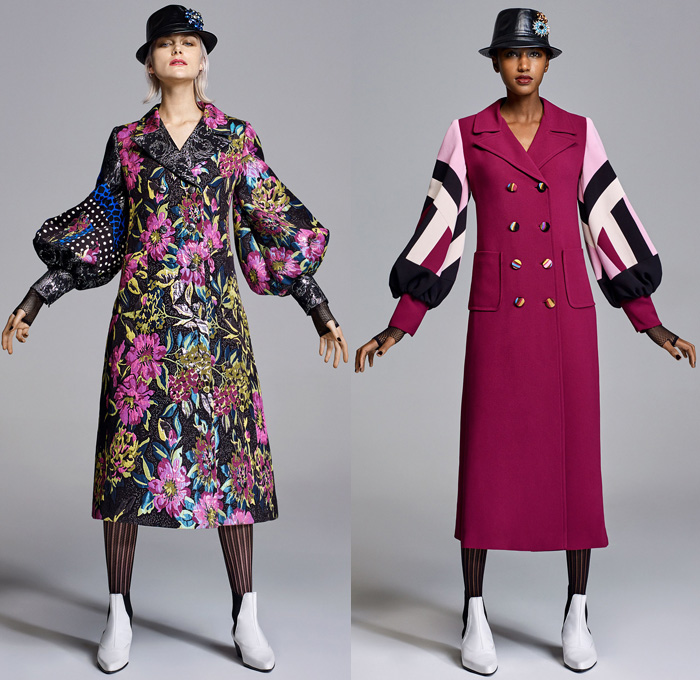 In this post I'll be highlighting four spring summer fashion trends for Women in this fashion forecast via trend forecasting agency Fashion Snoops. August 31, update - See four men's spring summer trends on Fashion Trend Guide. August 25, update - See four denim trends for