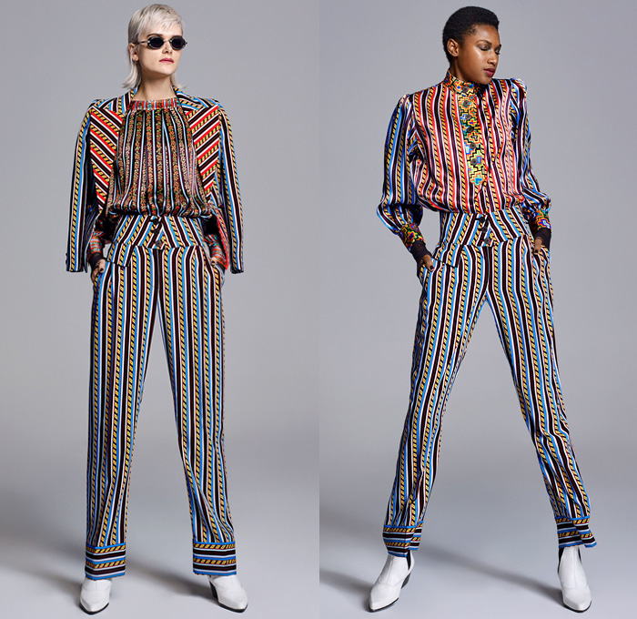 Duro Olowu 2018 2019 Fall Autumn Winter Womens Lookbook