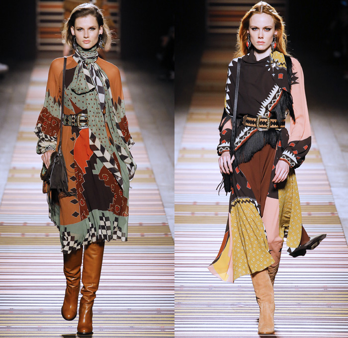 Etro 2018-2019 Fall Autumn Winter Womens Catwalk Looks ...