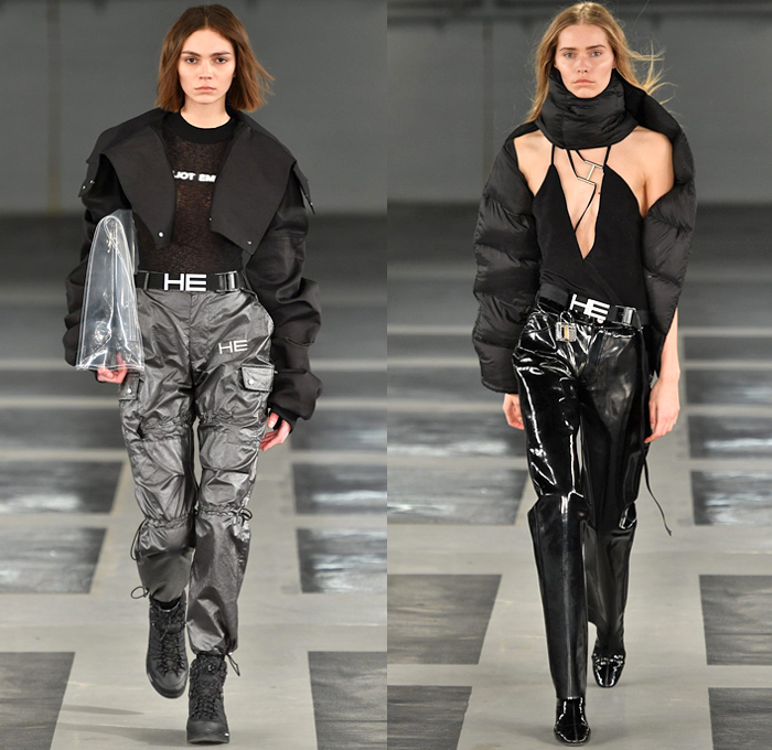 Heliot Emil 2018 2019 Fall Autumn Winter Runway Looks