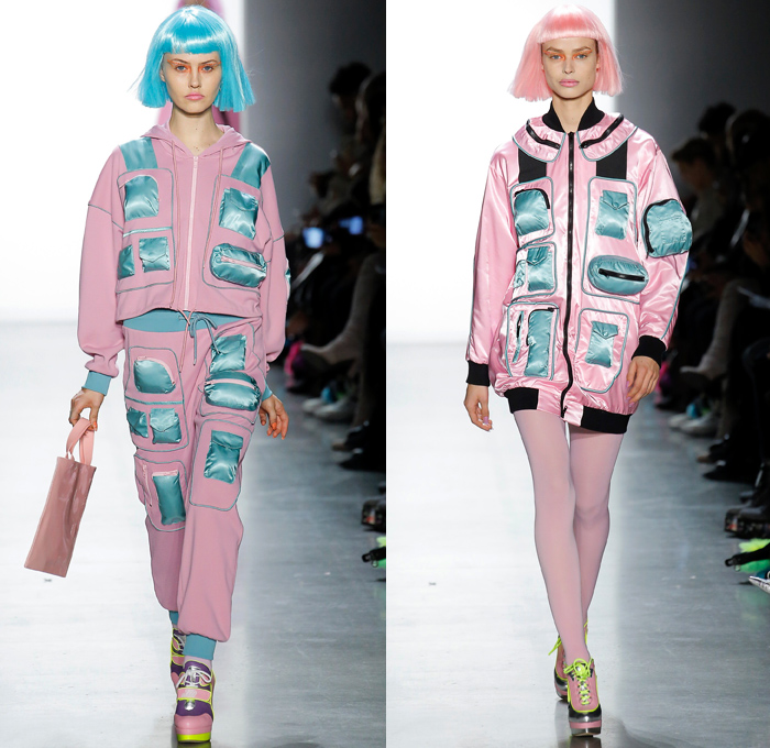 Jeremy Scott 2018 2019 Fall Autumn Winter Womens Runway