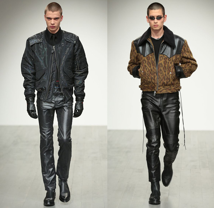 Les Hommes Urban and Ih Nom Uh Nit just are a couple of brands making their runway debut during Milan Fashion Week Men's.