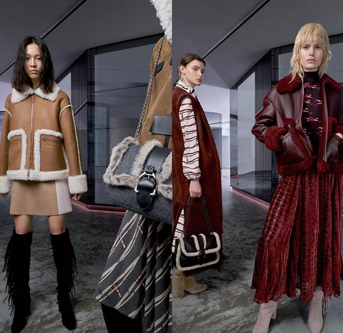 Longchamp 2018 2019 Fall Autumn Winter Womens Lookbook