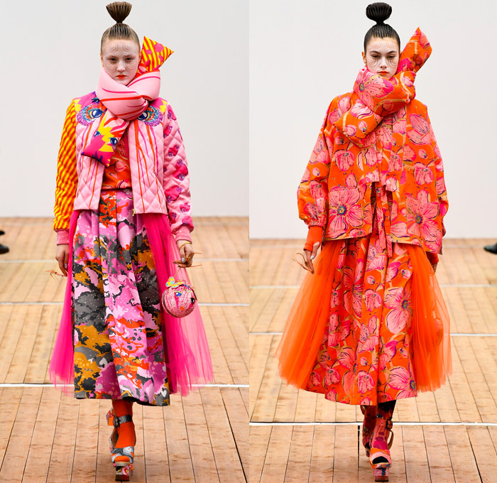 Manish Arora 2018 2019 Fall Autumn Winter Womens Runway