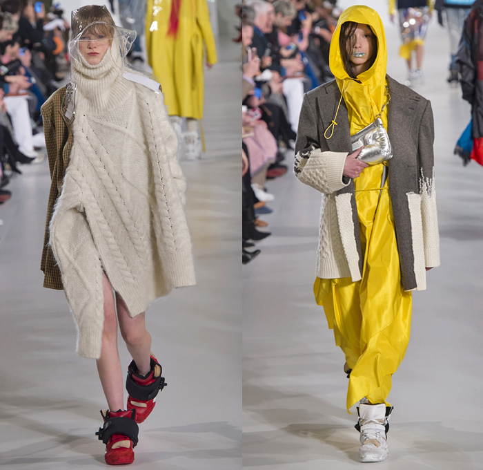 Maison Margiela 2018 2019 Fall Autumn Winter Womens Runway