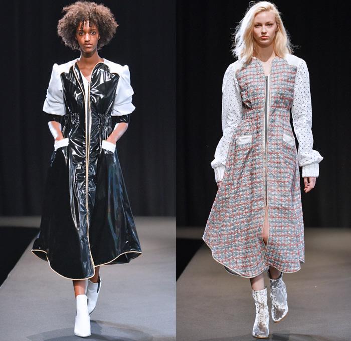 Tokyo Winter Fashion: MEMUSE 2018-2019 Fall Autumn Winter Womens Looks