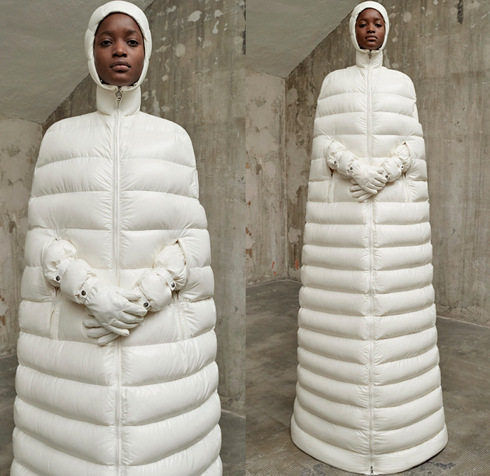 Moncler 1 Pierpaolo Piccioli 2018 2019 Fall Winter Womens
