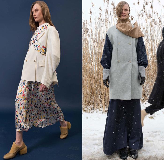 Nehera 2018-2019 Fall Autumn Winter Womens Lookbook ...