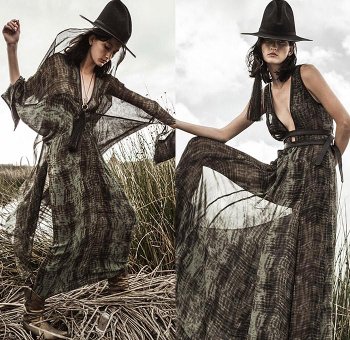 Nicholas K 2018 2019 Fall Autumn Winter Womens Lookbook