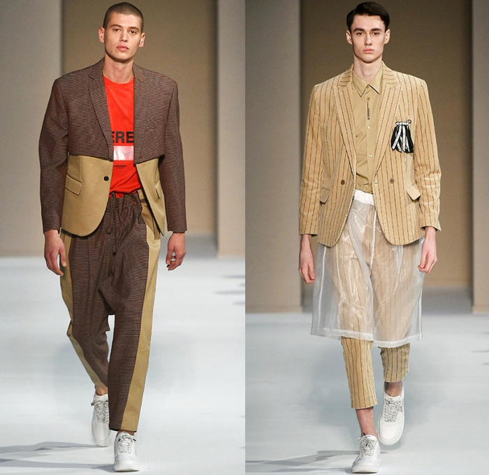 Yoshio Kubo 2018-2019 Fall Autumn Winter Mens Runway ...