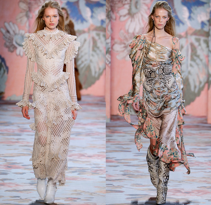 Coming at you straight from the Spring/Summer runways at New York Fashion Week, here are all the trends you're about to see everywhere when March rolls around.