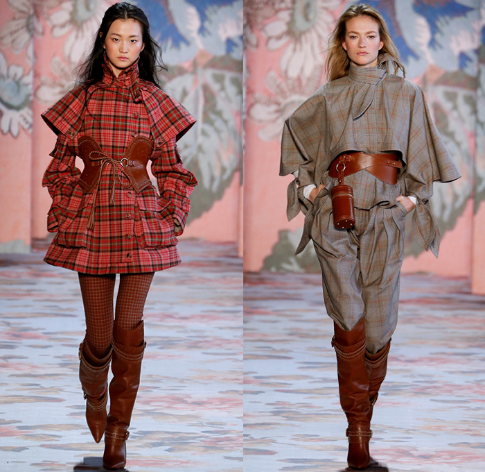 Zimmermann 2018 2019 Fall Autumn Winter Womens Runway