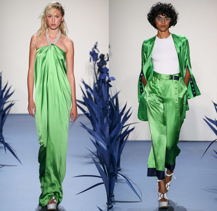 adam selman 2018 spring summer womens runway