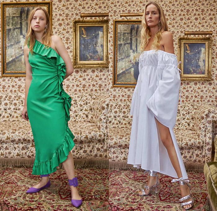 Attico 2018 Spring Summer Womens Looks Presentation