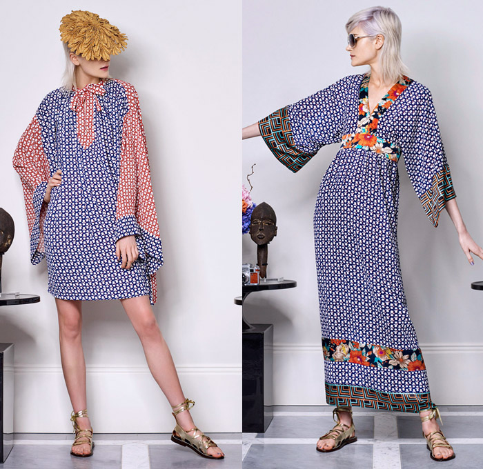 Duro Olowu 2018 Spring Summer Womens Lookbook Denim