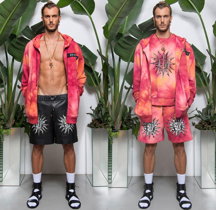 Summer Motorcycle Jacket >> Fausto Puglisi 2018 Spring Summer Mens Presentation | Denim Jeans Fashion Week Runway Catwalks ...