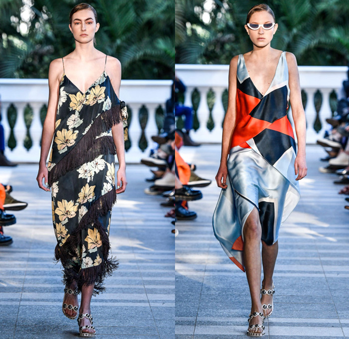 I 243 Dice 2018 Summer Ver 227 O Womens Catwalk Looks Denim