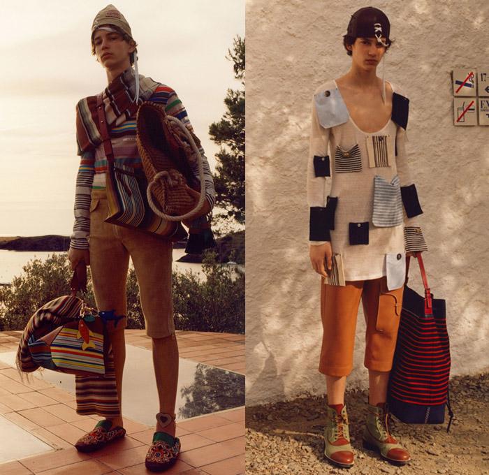Mens Cargo Jean Shorts